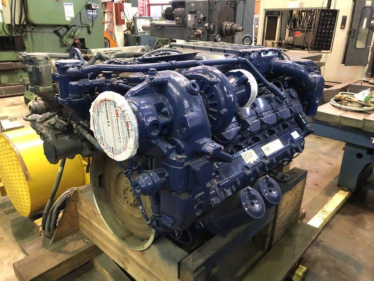 MAN D2840 LE 311 10 cil MAN Marine diesel engine