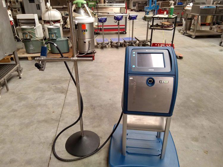 Domino A 420I Inkjet printer