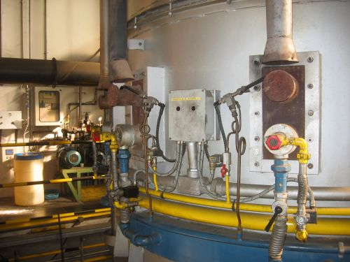 Others BELL ANNEALING FURNACE FOR ATMOSPHERIC NITROGEN