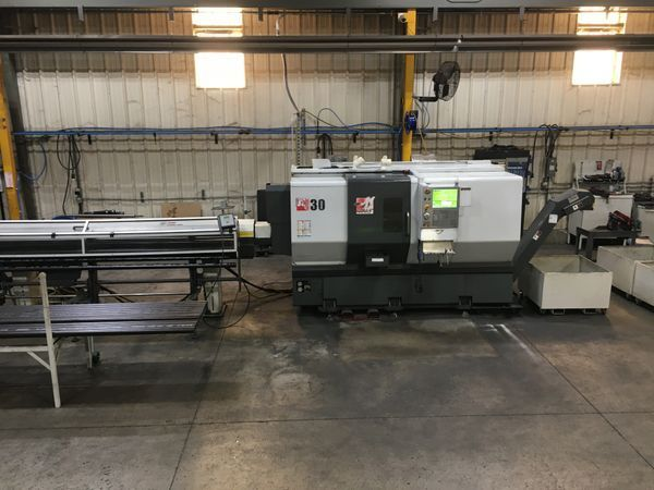 Haas HAAS CNC Control 4000 RPM DS-30 2 Axis