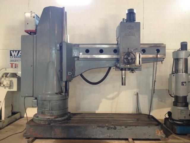 MAS VR8A Radial Drill 1800 rpm