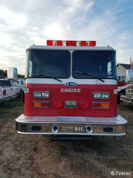 E-One Fire Truck
