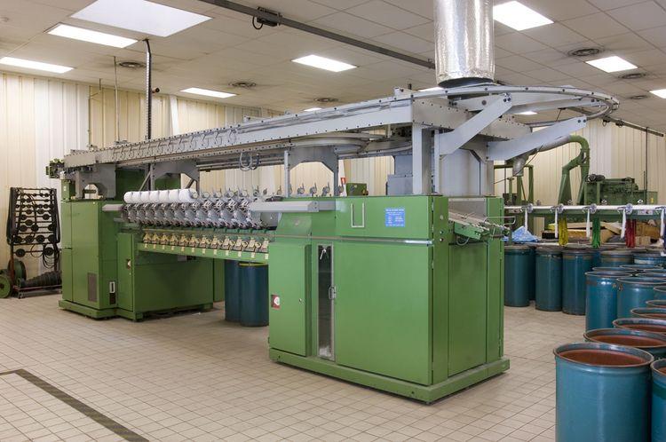 Schlafhorst SE8 modify in SE 11, Open End Machine