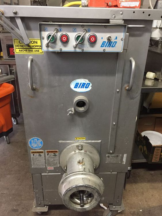 Biro AFMG-52 Auto-Feed Mixer-Grinder