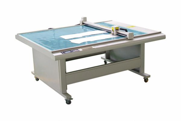 Others DE1509 costume die cut flat bed cutter machine plotter