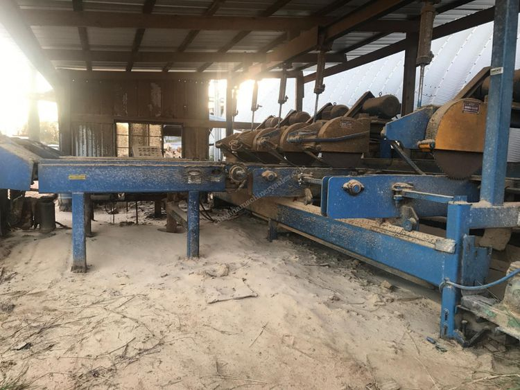 COMPLETE OPERATION SAWMILL