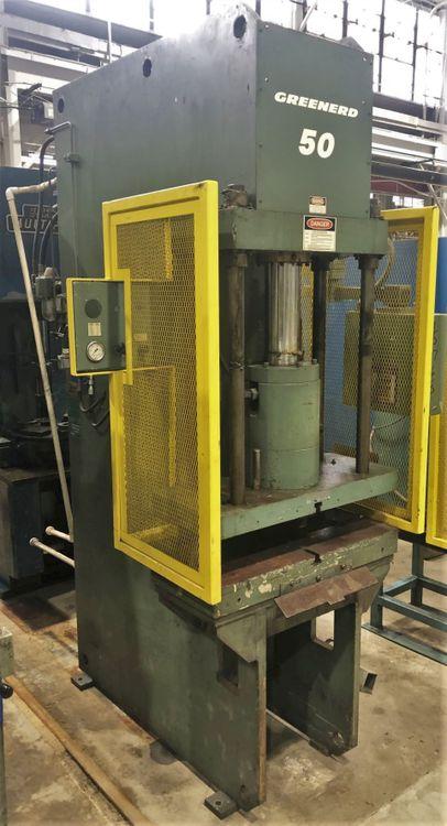 Greenerd HCA-50-60R8 50 Ton