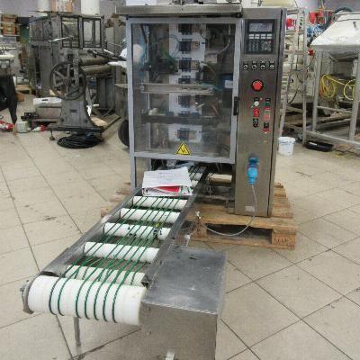 Prepac Minipup IS CPUP N.G Pouch packaging machine