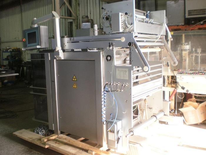 UVA LIMA NX 250C Vertical Form Fill & Seal Machine