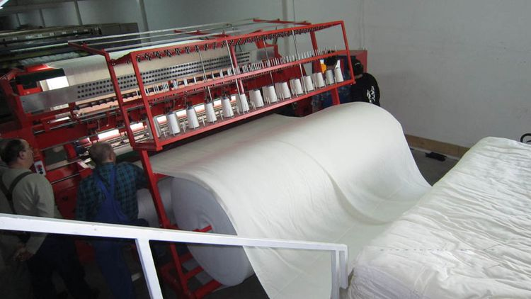 Others L2-96 Multi-needle quilting machine