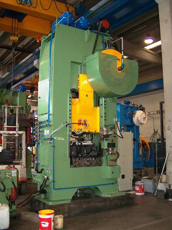 MECOLPRESS SEO/36CD 360 ton
