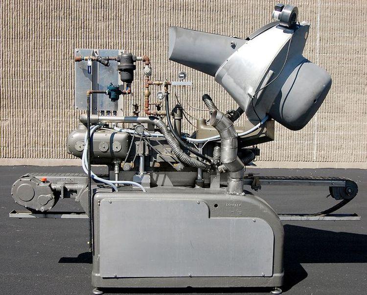 Silgan Vacuum Capping/Sealing System
