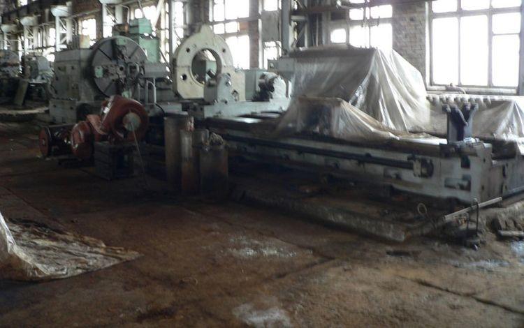 Kramatorsk Engine Lathe 160 rpm 1A665/8000