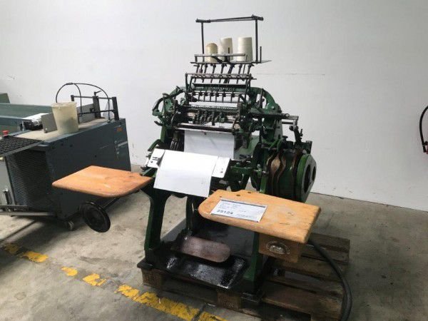 Brehmer 39 3/4 Book sewing machines automatic
