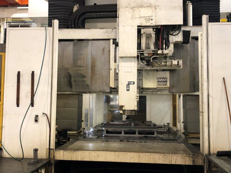 Forest Line VECOMILL 463 2000 rpm