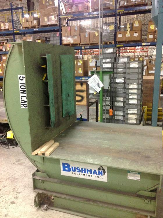"""Bushman 54"""" x 54"""" PLATFORM Max. 10,000 lbs."""