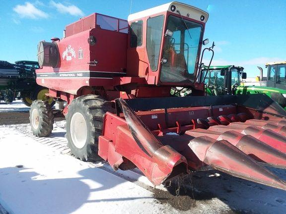 Case 1460 Combine harvesters