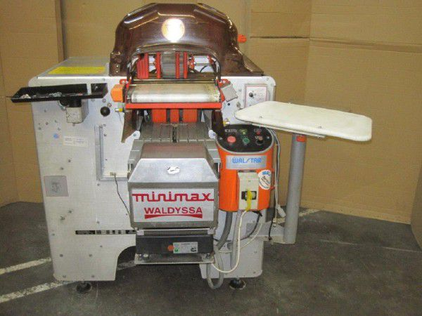 Waldyssa Minimax Packaging machine