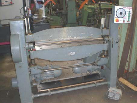 Fasti 210 ASM Bending length 1020 mm