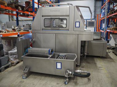 Online auction food processing machinery, bakery and catering equipment in Eindhoven (NL)