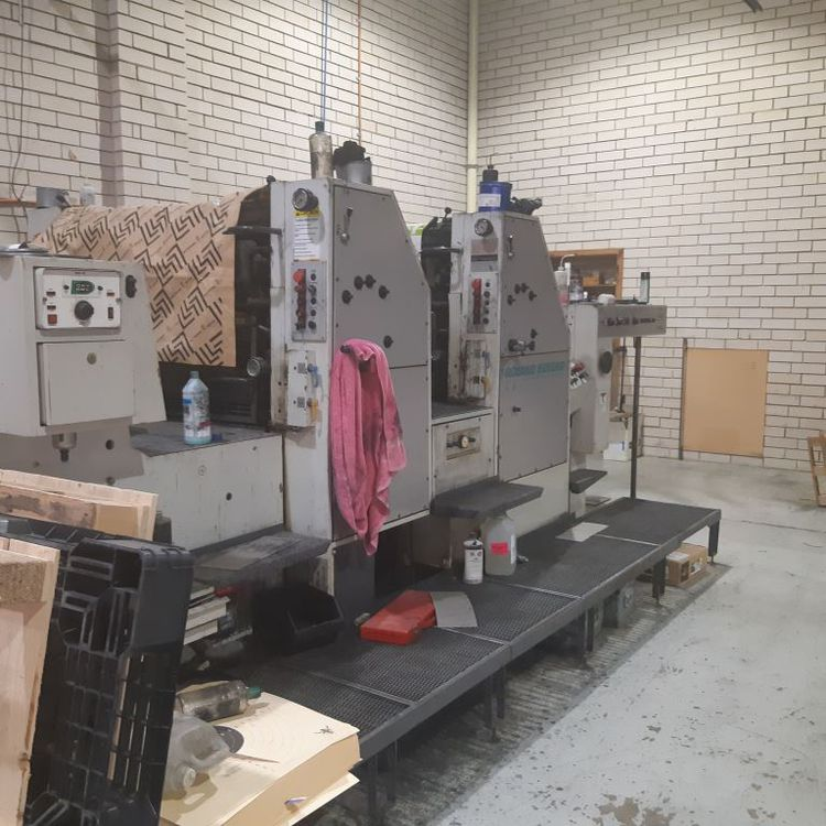 Roland Rekord RZK 3BE 720 x 1020mm