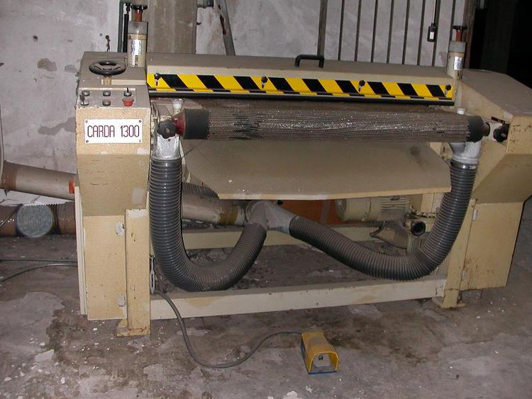Others Carda 1300 Carding machine