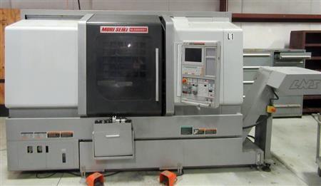 Mori Seiki Mitsubishi M730BM 4000 RPM NLX2500SY 4 Axis