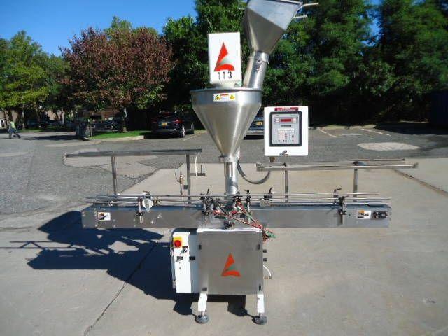 All Fill SHAA-400, Automatic Powder Filling Machine