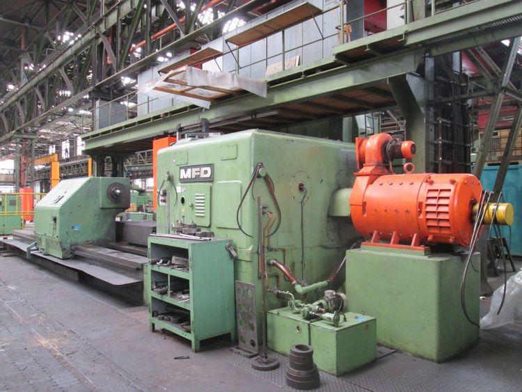 Hoesch MFD Siemens 840C 175 RPM D1100 2 Axis