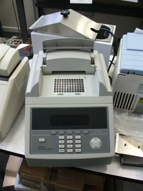 Applied Biosystems 9700, GeneAmp PCR System