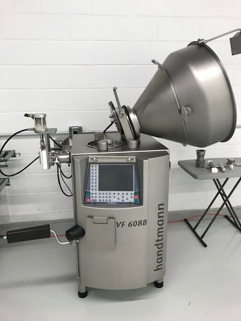 Handtmann VF600B dough portioner
