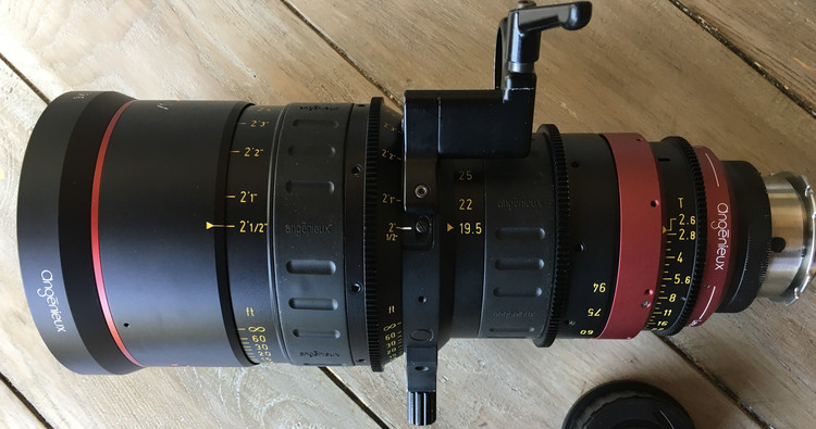 Angenieux Optimo 19.5-94mm Zoon Lens