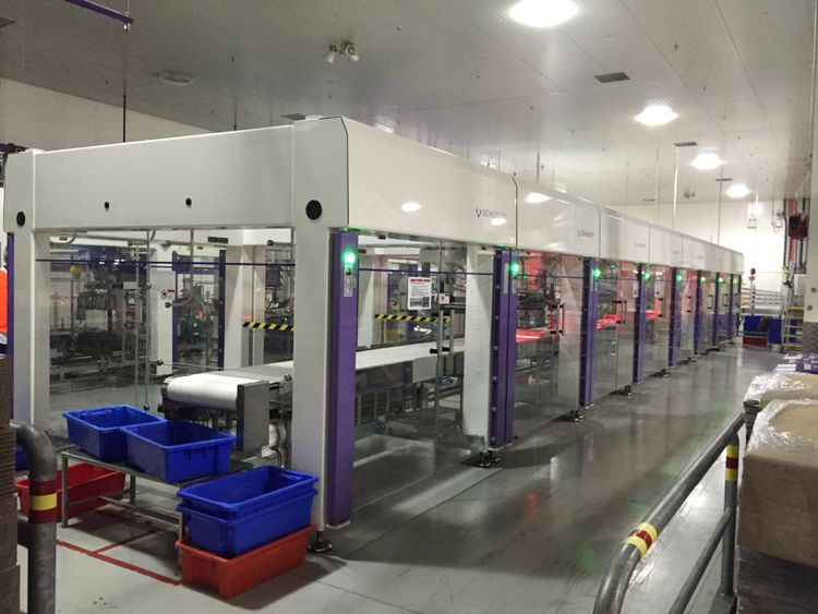 Private Treaty - Automated Food Packaging Line in Ringwood Victoria