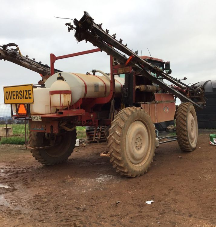 Miller Sprayers