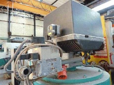 Loos DE 200  rapid steam generator