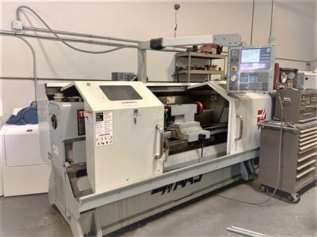 Haas Haas 32 BIT 1800 rpm TL-3 2 Axis