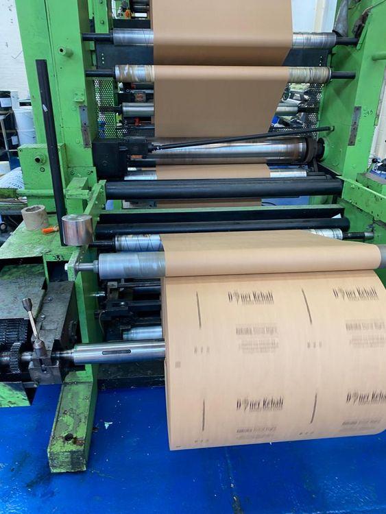 Fischer & Krecke (F&K) Stack Press 6 1200mm