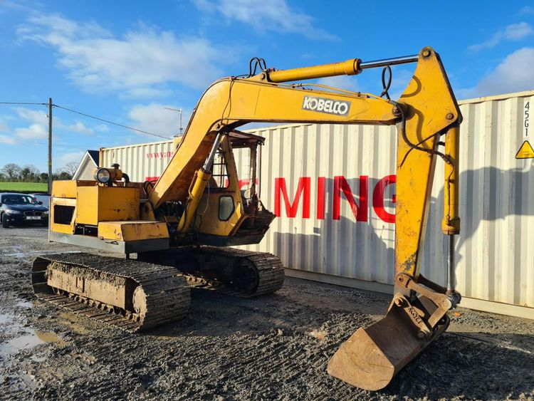Kobelco K903A Excavator