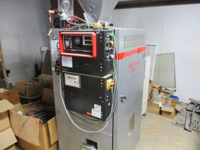 Maguire LPD 100 Vacuum Dryer