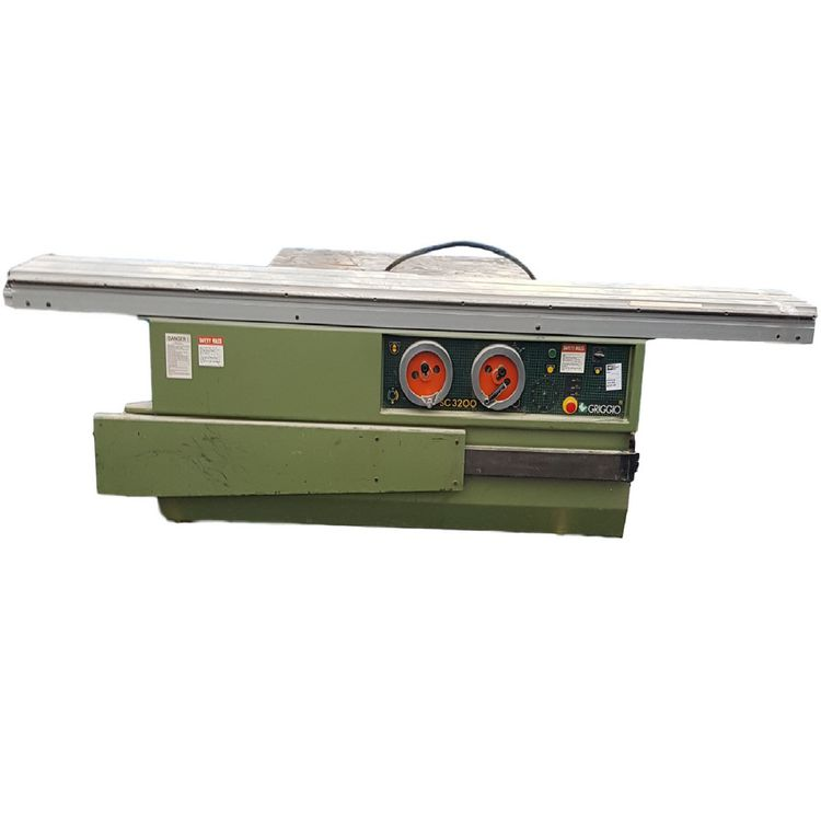 Griggio SC 3200, Sliding Table Saw