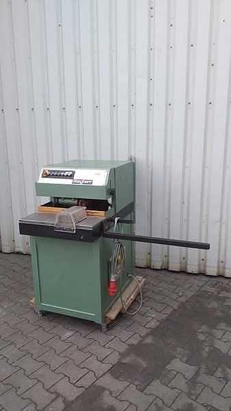 Stegherr KSF Cross Joint Milling Machine