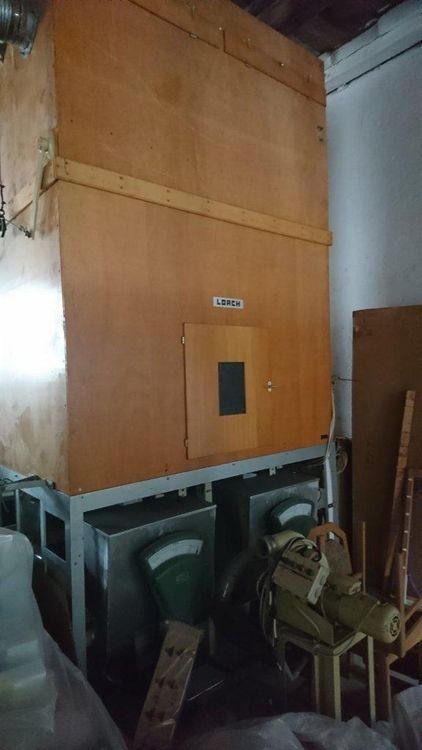 2 Lorch Down Processing Machine - Filling Machine