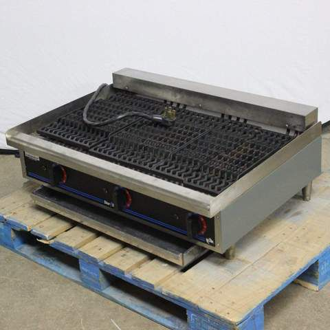 Star 5136CD Electric Charbroiler