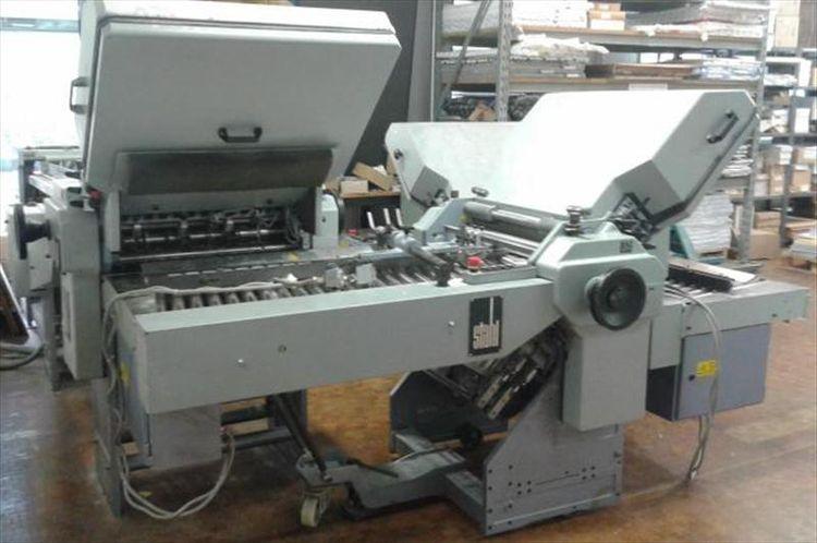 Stahl TF56.3/4-4-4-RF-N, Buckle plate folding machine