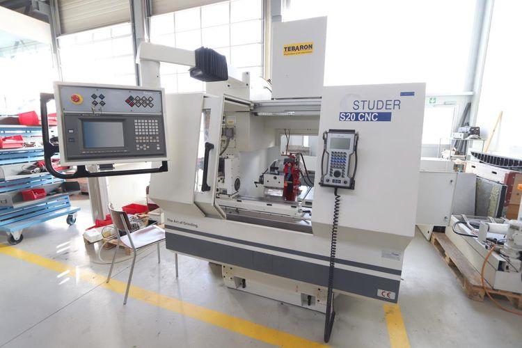 Studer S 20 CNC