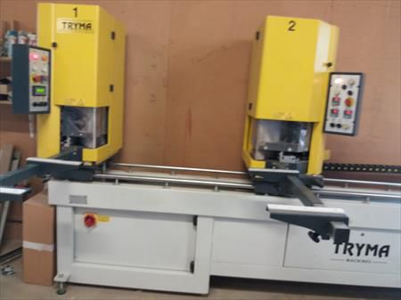 Others Double-head welding machine for PVC