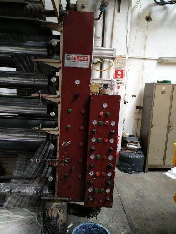 Pürde Tubular Printing Machine Tubular Printing Machine