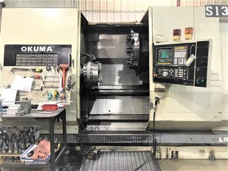 Okuma OSP-5000LG 2800 RPM LR-45 1ST/850 3 Axis