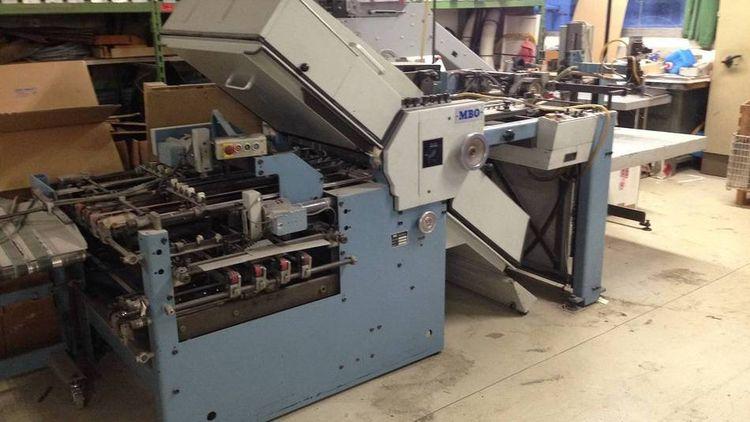 MBO K 67/6KTL, Folding machine