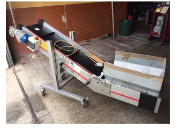 Dega NS2 Conveyor